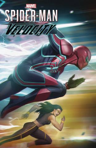 Spider-Man: Velocity #5