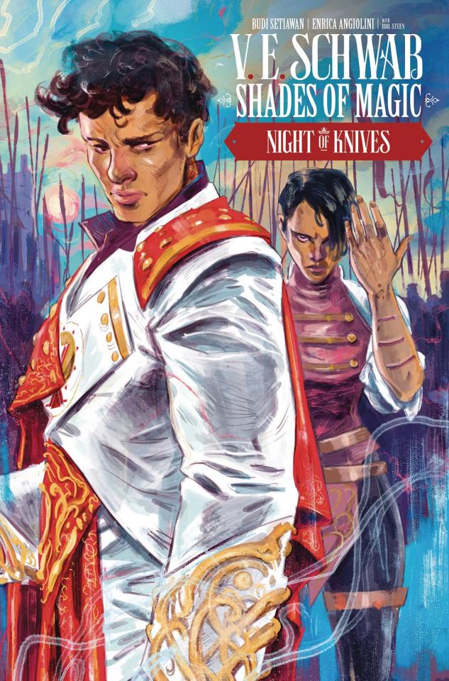 Shades of Magic #8 (Hervas Cover)