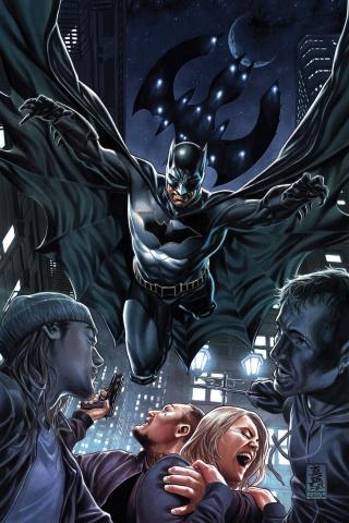 Detective Comics #982 (Variant Cover)