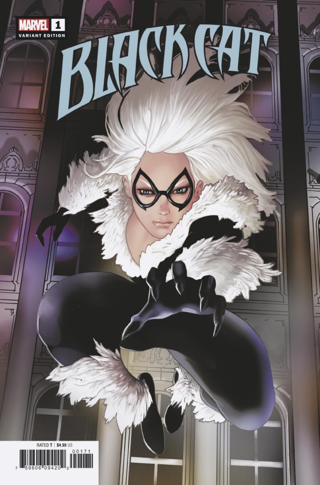 Black Cat #1 (Foreman Cover)