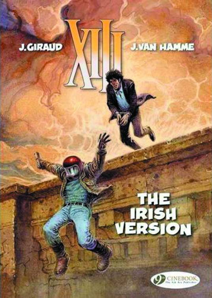 XIII Vol. 17: The Irish Version