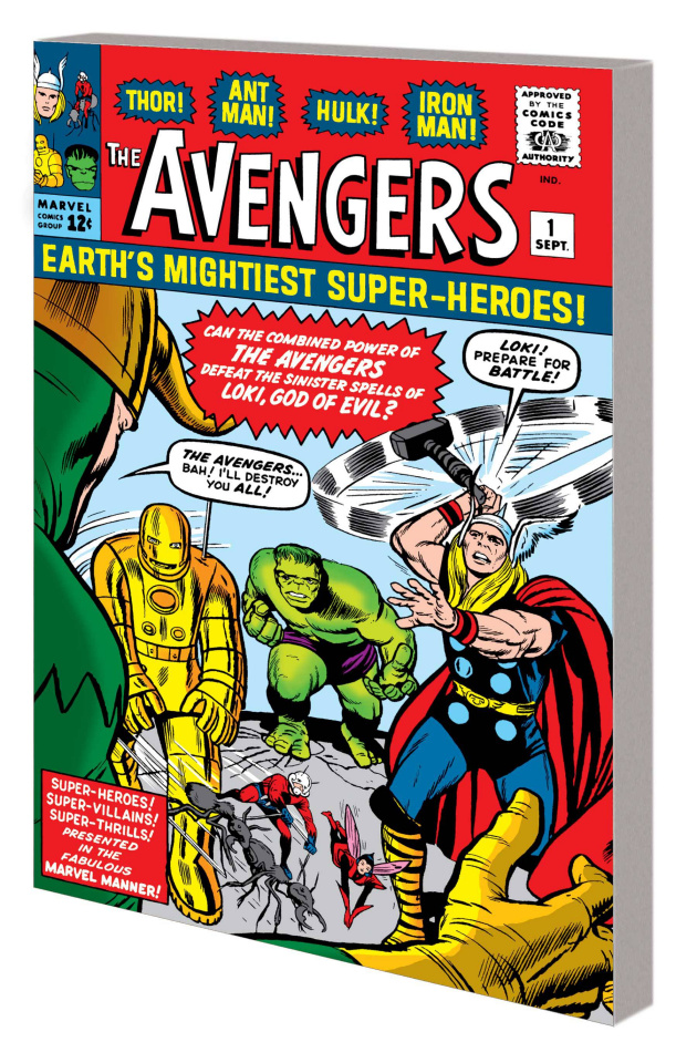 Avengers: The Coming of the Avengers Vol. 1