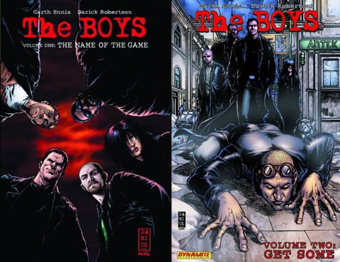 The Boys Vol. 2: Get Some (Signed)