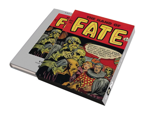 The Hand of Fate Vol. 2 (Slipcase Edition)