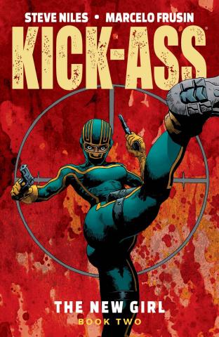 Kick-Ass: New Girl Vol. 2