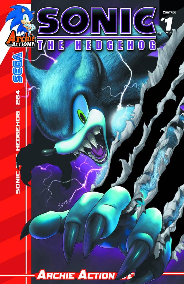 Sonic the Hedgehog #264