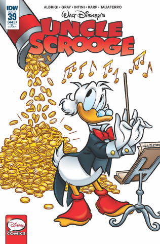 Uncle Scrooge #39 (10 Copy Cover)