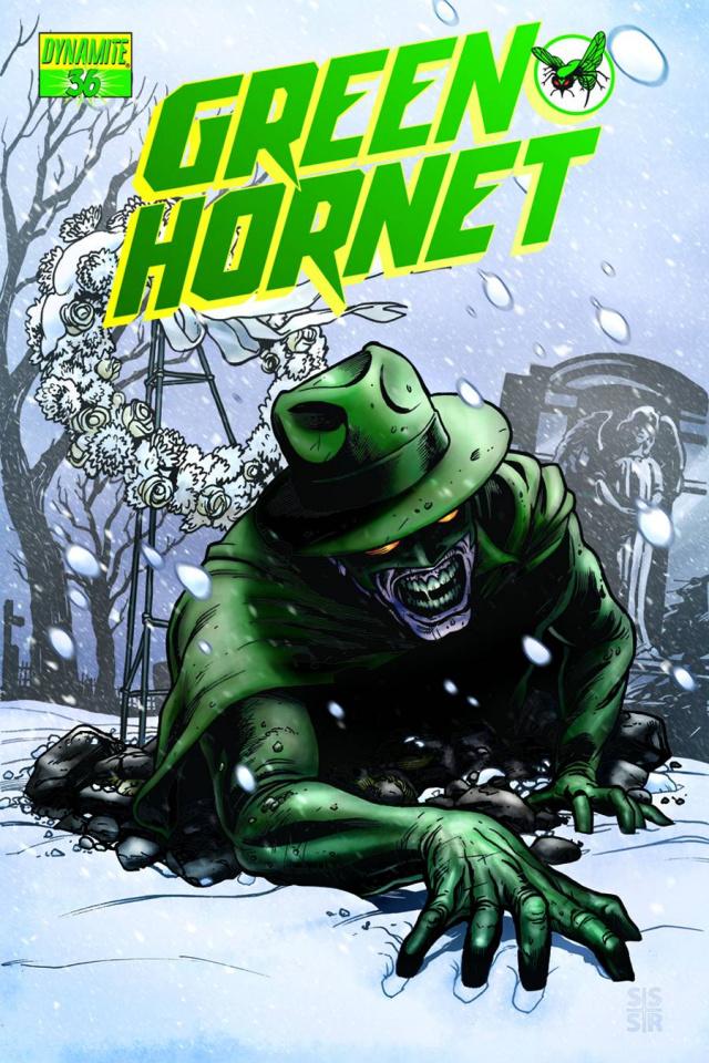 The Green Hornet #36
