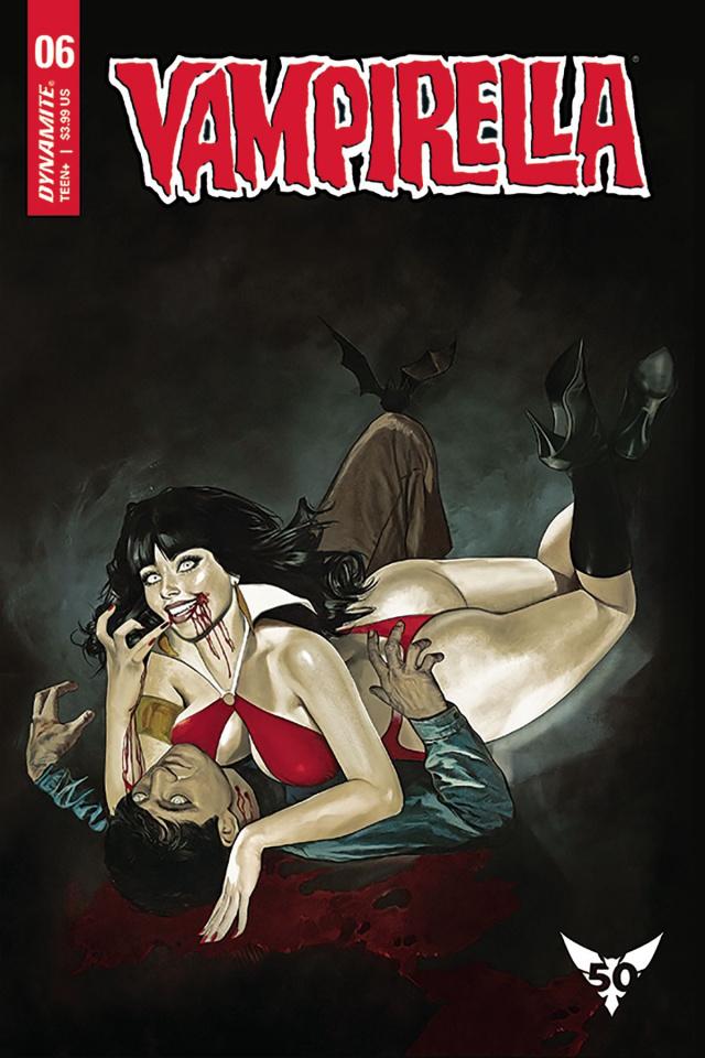 Vampirella #6 (Dalton Cover)