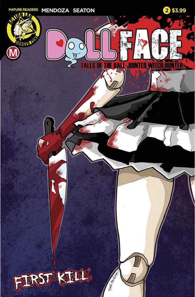 Dollface #2 (Mendoza Cover)
