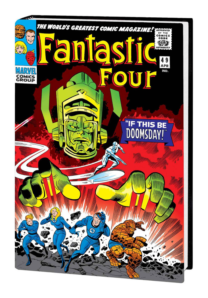 Fantastic Four Vol. 2 (Omnibus Kirby Cover)