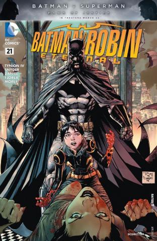 Batman and Robin Eternal #21