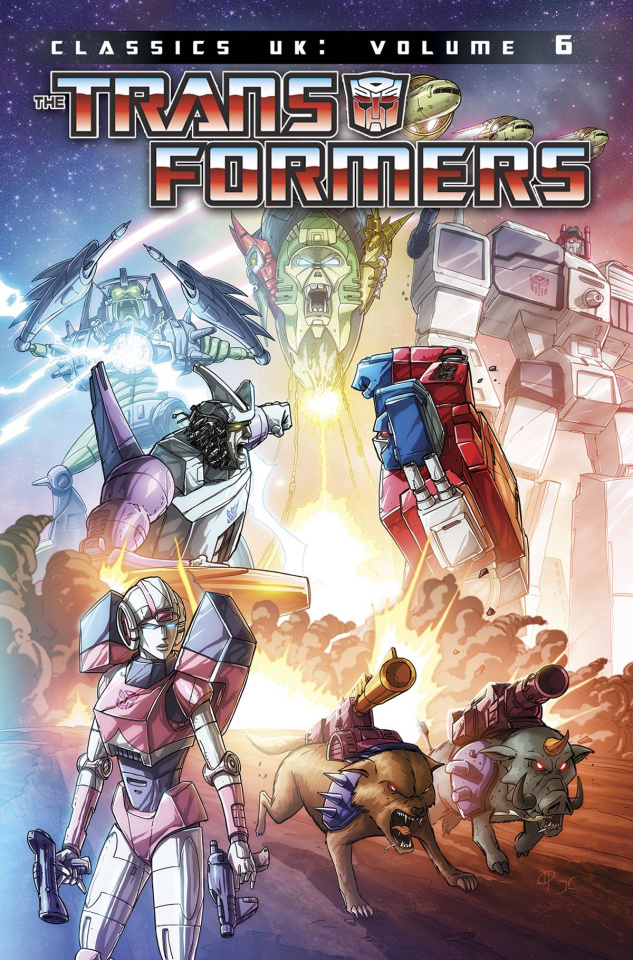The Transformers: Classics UK Vol. 6