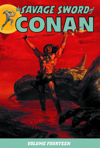 The Savage Sword of Conan Vol. 14