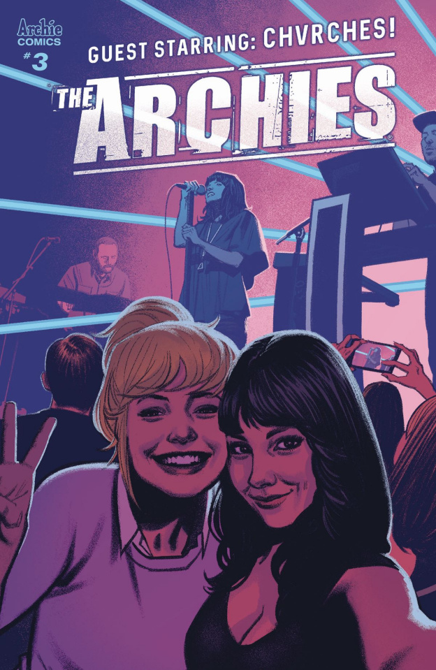 The Archies #3 (Smallwood Cover)