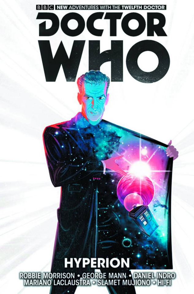 Doctor Who: New Adventures with the Twelfth Doctor Vol. 3: Hyperion