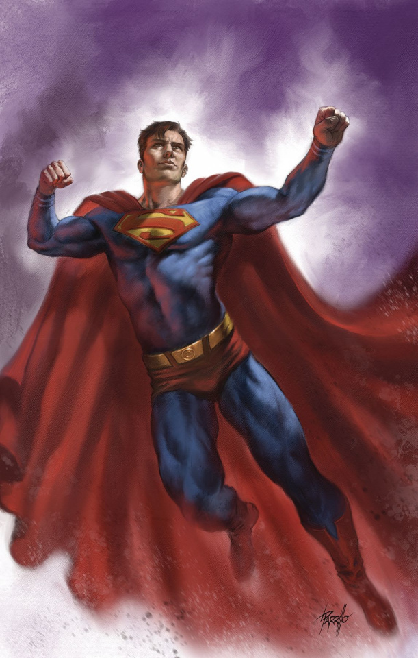 Action Comics #1024 (Parrillo Cover)