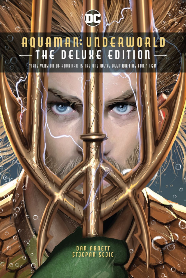 Aquaman: Underworld (Deluxe Edition)