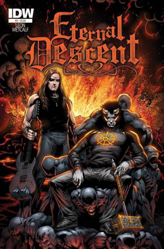 Eternal Descent #6