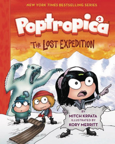 Poptropica Book 2: The Lost Expedition