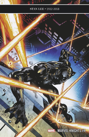 Marvel Knights: 20th Anniversary #4