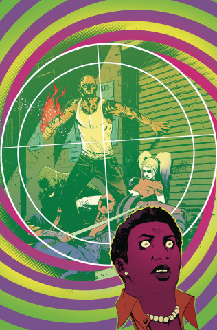 Suicide Squad's Most Wanted #6: El Diablo & Amanda Waller