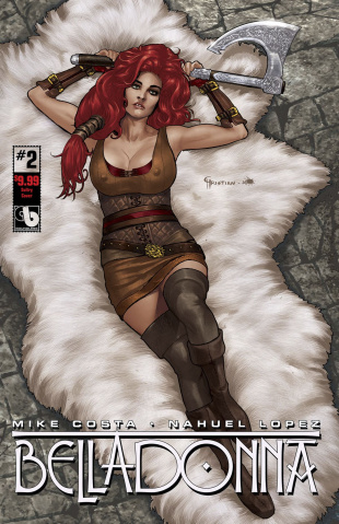 Belladonna #2 (Sultry Cover)