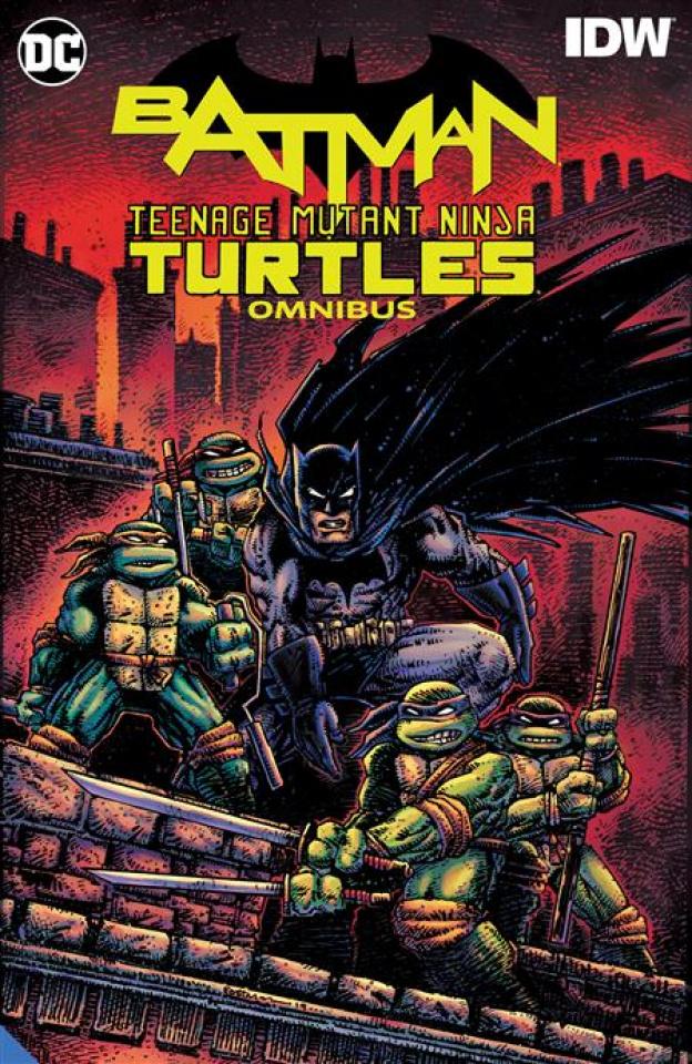 Batman / Teenage Mutant Ninja Turtles (Omnibus)