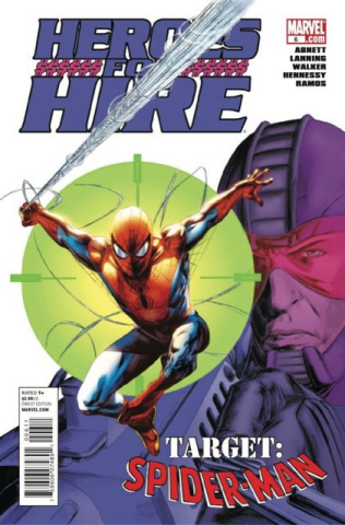 Heroes For Hire #6
