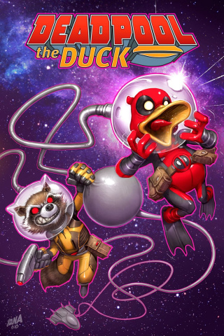 Deadpool the Duck #2