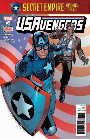 U.S.Avengers #5