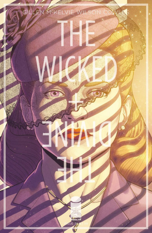 The Wicked + The Divine #38 (McKelvie & Wilson Cover)