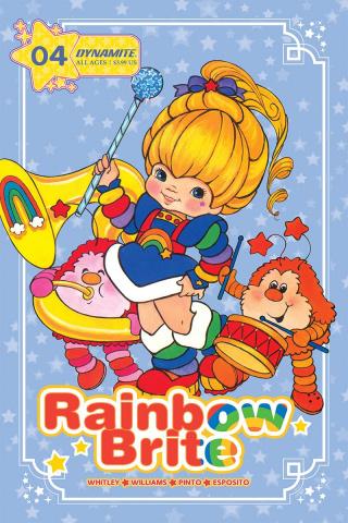 Rainbow Brite #4 (Classic Cover)