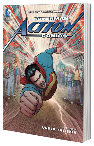 Action Comics Vol. 7: Under the Skin