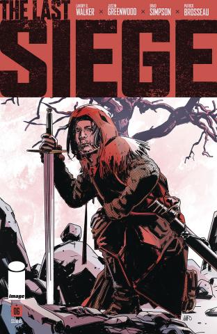 The Last Siege #6 (Fuso Cover)