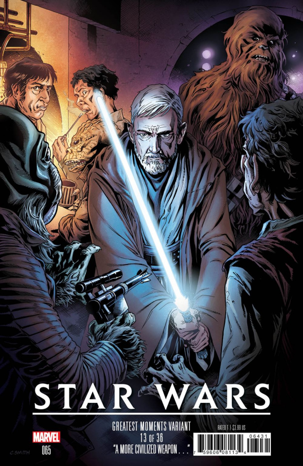 Star Wars #65 (Cory Smith Greatest Moments Cover)