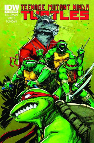 Teenage Mutant Ninja Turtles #2 (Global Conquest Edition)