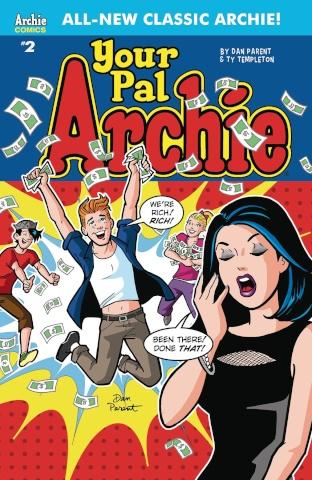 All-New Classic Archie: Your Pal Archie! #2 (Dan Parent Cover)