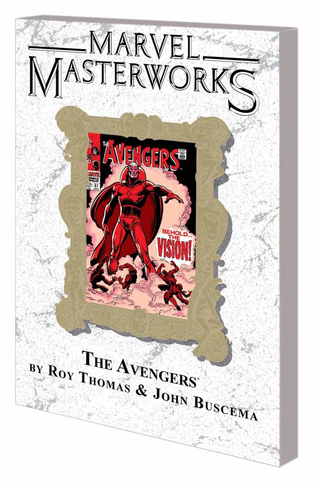 Avengers Vol. 6 (Marvel Masterworks)