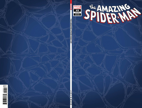 The Amazing Spider-Man #49 (Web Cover)