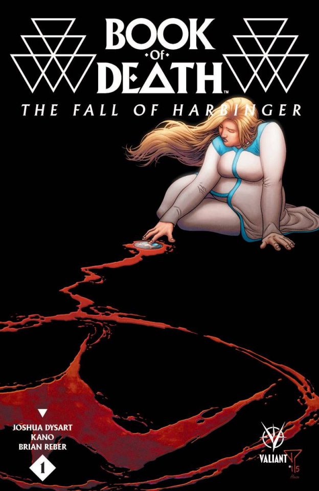 Book of Death: The Fall of Harbinger #1 (Portela Cover)