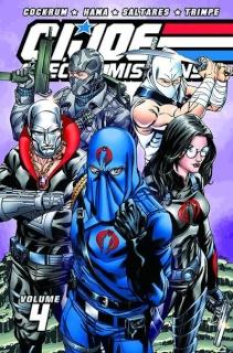 G.I. Joe: Special Missions Vol. 4
