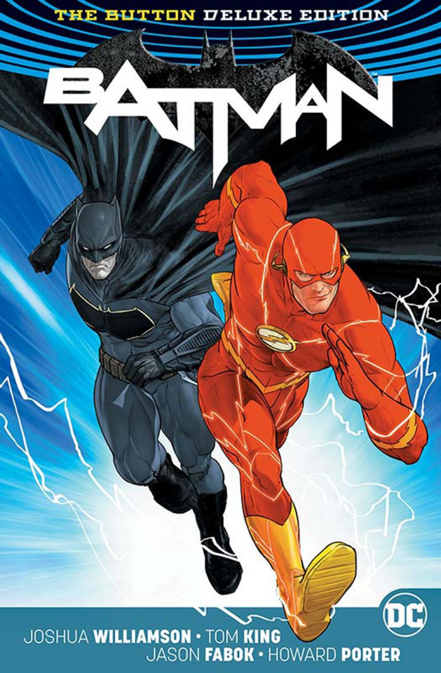 Batman / The Flash: The Button (Deluxe Edition)