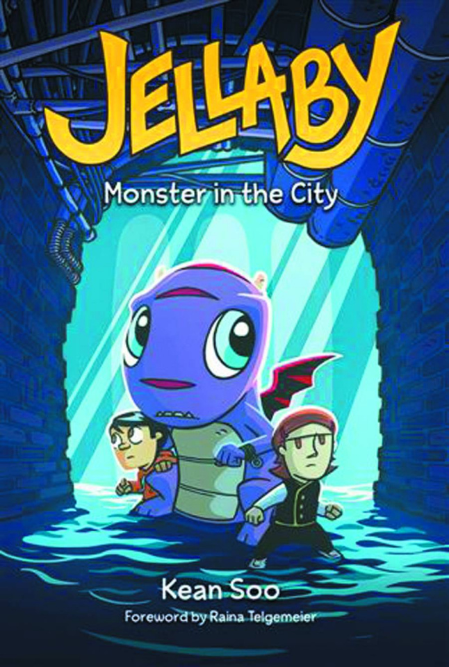 Jellaby Vol. 2: Monster in the City