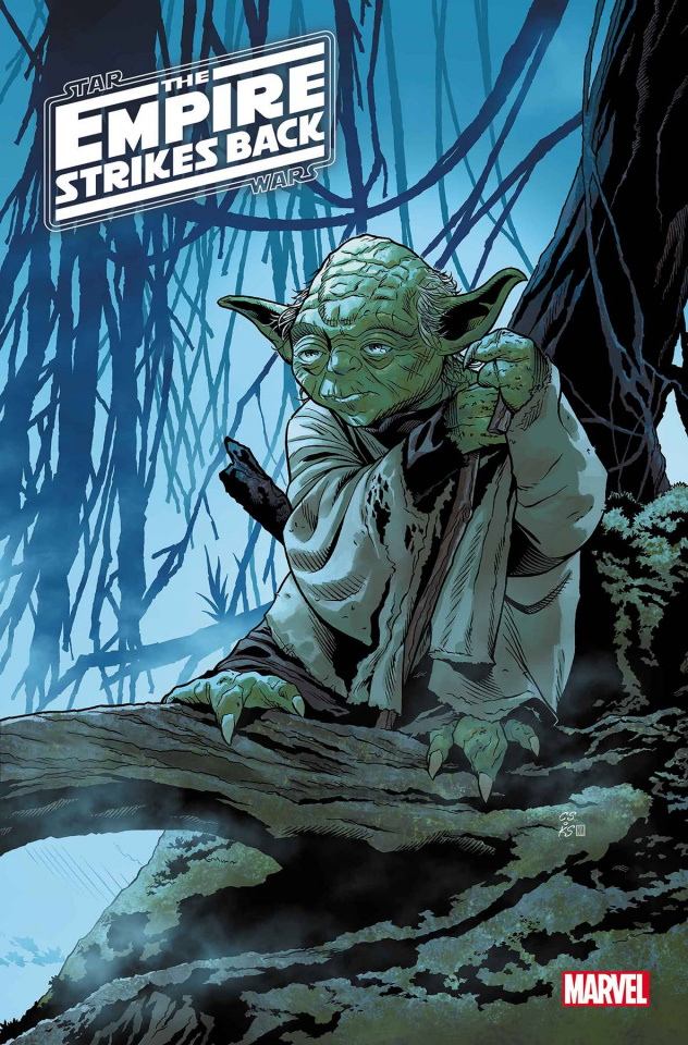 Star Wars: The Empire Strikes Back 40th Anniversary Special #1 (Sprouse Cover)
