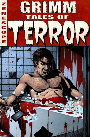 Grimm Fairy Tales: Grimm Tales of Terror #13 (Eric J Cover)