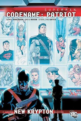 Superman: Codename Patriot