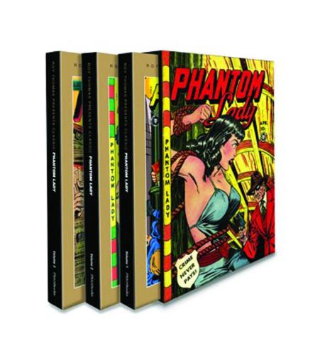 Classic Phantom Lady Boxed Set