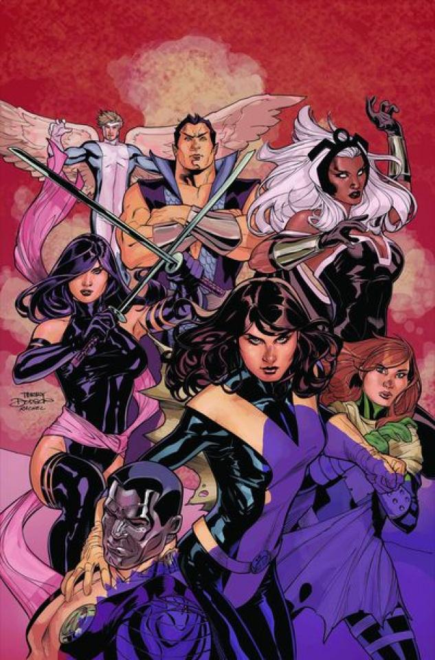 Uncanny X-Men #539