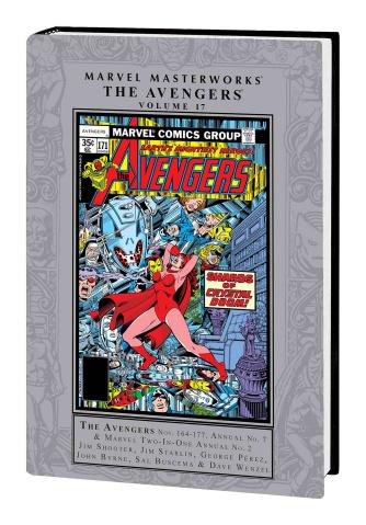 Avengers Vol. 17 (Marvel Masterworks)